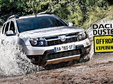 dacia duster offroad experience 17 19 septembrie