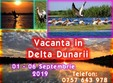 delta dunarii 01 06 septembrie 2019 natura liniste distractie