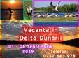 delta dunarii 01 06 septembrie 2019 natura liniste distractie