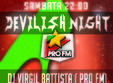 devilish night cu virgil battista pro fm