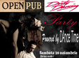 dirty dancing party la open pub