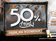 drink me wednesday at the temple social pub