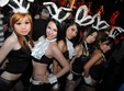 easter bunnies party in motive room