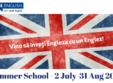 english summer school for kids