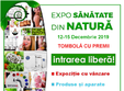 expo sanatate din natura shopping city timi oara