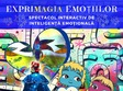 exprimagia emotiilor spectacol educativ multimedia lairis