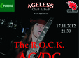 concert tribut ac dc in ageless club
