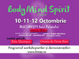 body mind and spirit expo