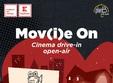 Bucuresti, Joi 9 Iulie - Duminică 12 Iulie, Festivalul de filme în aer liber MOV(I)E ON la Kaufland