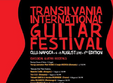 festivalul international de chitara transilvania