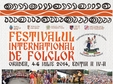 festivalul international de folclor oradea 2014