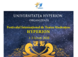 festivalul international de teatru studentesc hyperion