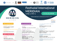 poze festivalul international meridian 2018