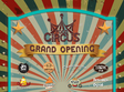 food circus grand opening