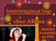 french swing jazz tango chansonnettes concert live