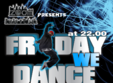 friday we dance party