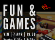 fun and games night seara de jocuri