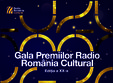 Bucuresti, Luni 30 Martie, Gigi Căciuleanu la Gala Premiilor Radio România Cultural