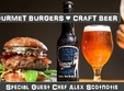 gourmet burgers craft beer