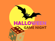 halloween game night