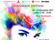 handmade festival for the love of fashion 24 25 octombrie 2015