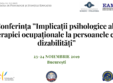 implicatii psihologice ale terapiei ocupationale