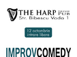 improv comedy the harp irish pub