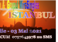 in istanbul de 01 mai 2021
