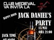 jack daniel s party in brasov