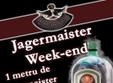 jagermaister weekend in blue monday oradea
