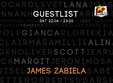 james zabiela in club guestlist