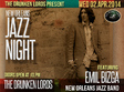 jazz night by emil bizga new orleans band the drunken lords