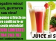 juice si smoothie