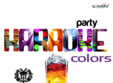 karaoke colors party je t aime cafe