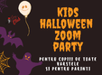 kids halloween zoom party cj