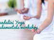 kundalini yoga fundamentals workshop