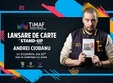 lansare de carte si stand up comedy