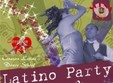latino party la scena cafe
