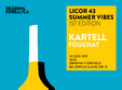 licor 43 summer vibes 1st edition w kartell