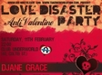 love disaster party in club underworld
