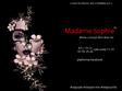 Bucuresti, Sâmbătă 4 Iulie - Duminică 19 Iulie, Madame Sophie safe shopping II