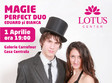 magic show lotus center perfect duo eduard si bianca