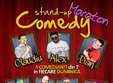 maraton stand up comedy in grill pub