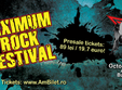 maximum rock festival 2017 13 14 octombrie