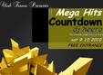 mega hits countdown party la frame club din bucuresti
