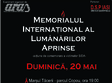memorialul international al lumanarilor aprinse