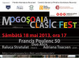 mogosoaia clasic fest week end iv