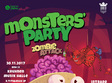 monsters party zombie attack