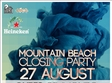 mountain beach closing party cu chris simmonds primarie alexandru rusu
