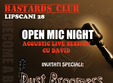 open mic night concert dust broomers bastards club